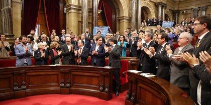 """Abogados del Estado rechazan el """"quebranto unilateral"""" de la legalidad por el Parlament"""