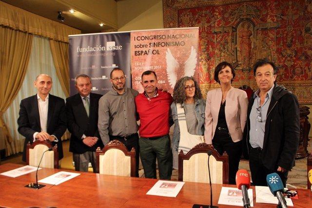 Presentación del I Congreso Nacional sobre Sinfonismo