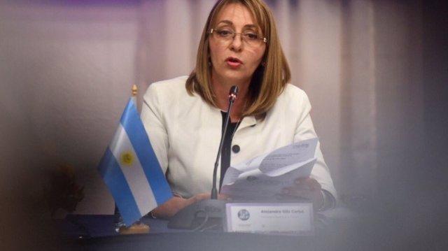 """Dimite la procuradora general de Argentina por """"desgaste"""""""