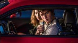 Música, velocidad y acción, la receta del fenómeno 'Baby Driver' (SONY PICT)