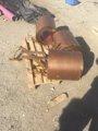 Foto: Sucesos.- Detenidas dos personas cuando robaban bobinas de cobre en una urbanización de Lora del Río
