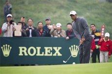 Tiger Woods tornarà a la competició aquest novembre a les Bahames (DAVID PAUL MORRIS/I3)