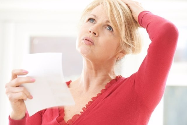 Menopausia, sofoco, mujer