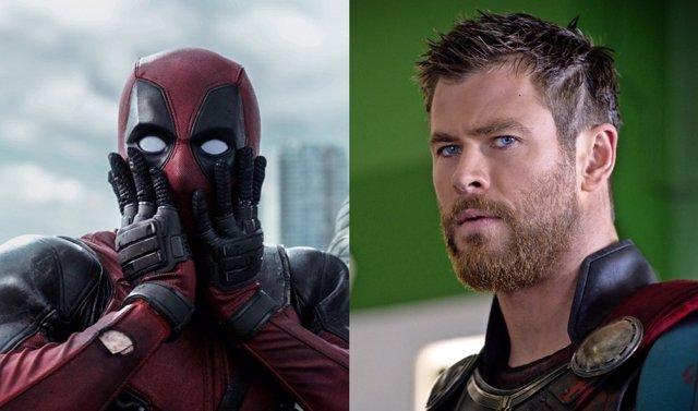 Deadpool y Thor