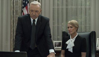 Netflix planea varios spin-off de House of Cards