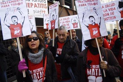 MSF pide a todos los países que luchen por bajar el precio de los fármacos de hepatitis C y llegar a más pacientes