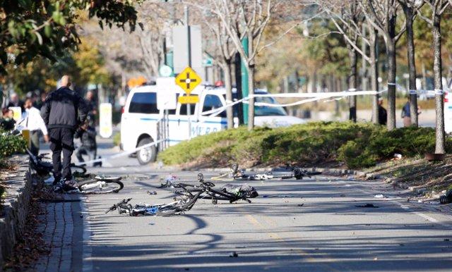 Resultado de imagem para atentado manhattan