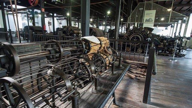 e05e85eb8b5b3 Ministerio de Cultura elige el Museo La Encartada para celebrar el ciclo  sobre Buenas Prácticas en Patrimonio Industrial