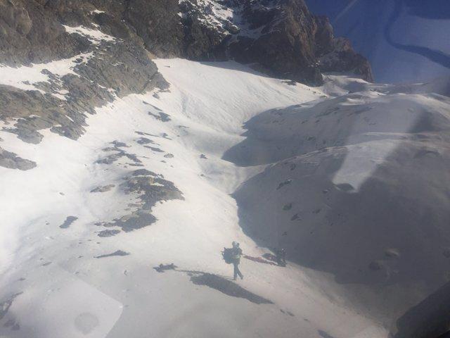 Rescate en el Monte Perdido