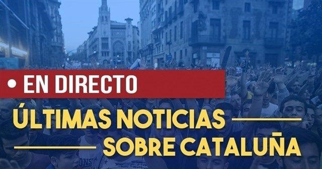Ultimas noticias sobre Puigdemont y Cataluña