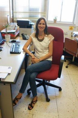 Imagen de la Dra. Mª José Izquierdo Rico
