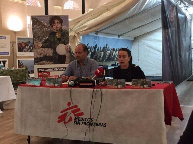 Carlos Javier Francisco Cabello y Laura García