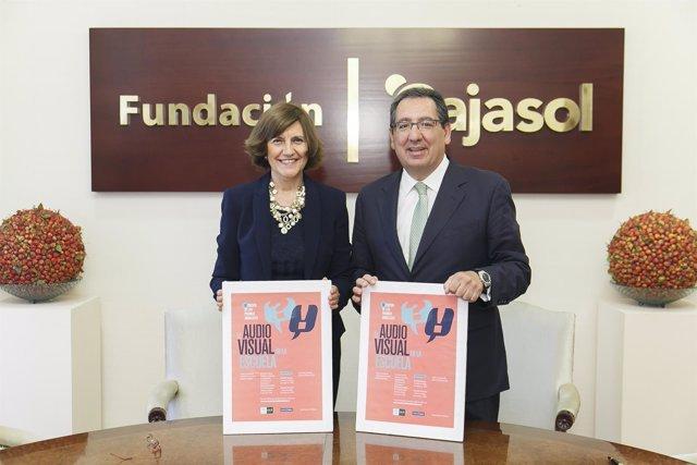 Convenio entre Fundación Cajasol y el CAA