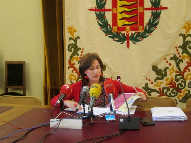 María Sánchez, concejal de sostenibilidad.