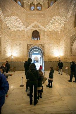 Actividad para conocer la Alhambra en familia