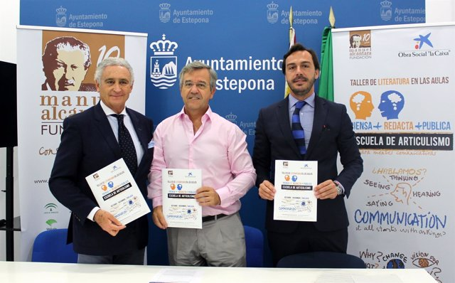 Fundación Manuel Alcántara Estepona