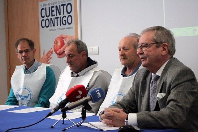 De i a d Abel Antón, Fermín Cacho, Enrique Pascual y Ángel Crespo