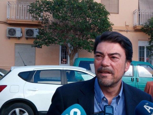 Luis Barcala, imagen de archivo
