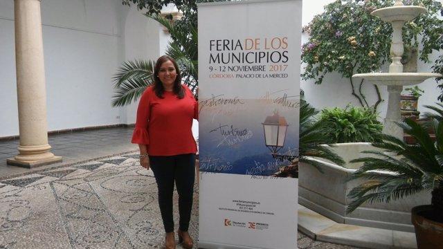 Carrillo, en la presentación de la Feria de los Municipios