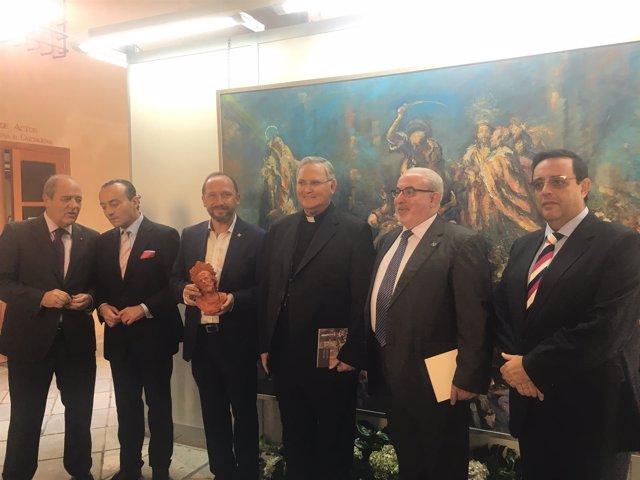 Inauguración de las exposiciones del Congreso de Hermandades y Cofradías