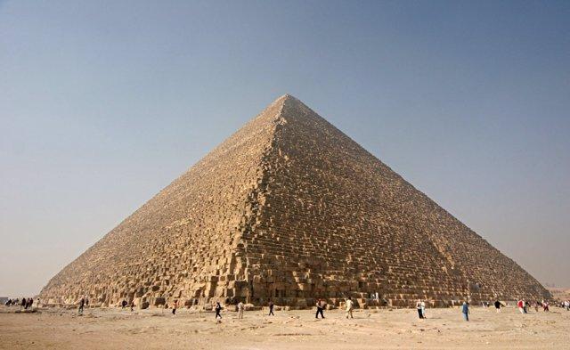Resultado de imagen de faraon keops