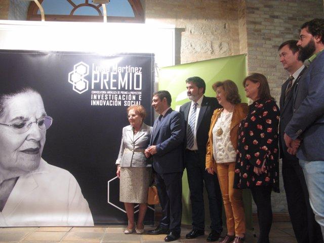 Presentación premios Ageing Lab