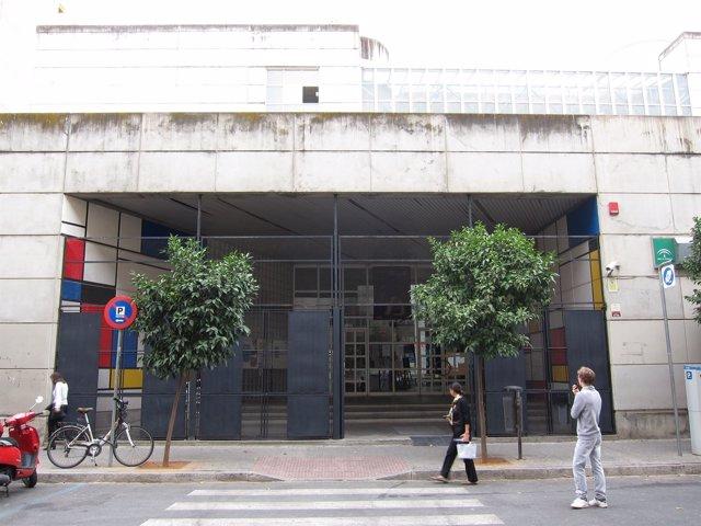 Instalaciones del IES 'Murillo' de Sevilla
