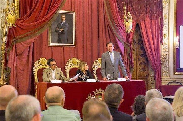 Reunión Ayuntamiento de Cádiz