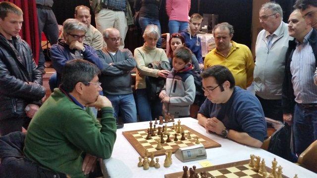 Nota Xxix Torneo Diputación De Cáceres De Ajedrez