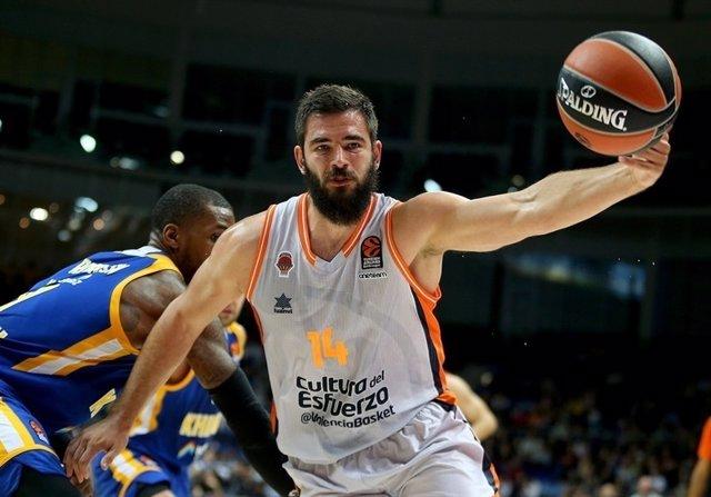 Bojan Dubljevic (Valencia Basket Club)