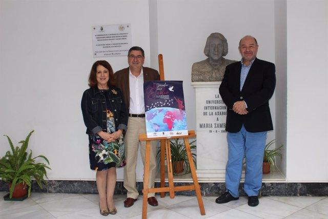 Np: Vélez Málaga Rinde Homenaje A La Memoria Histórica De Andalucía Y Acoge Las