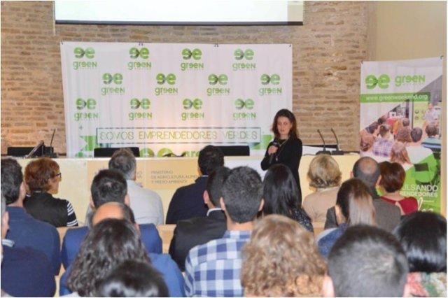 Evento Greenweekend Sevilla