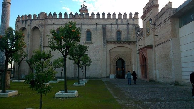 Monasterio de San Isidoro.