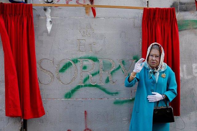 """""""Disculpa"""" De Bansky Por La Declaración Balfour"""