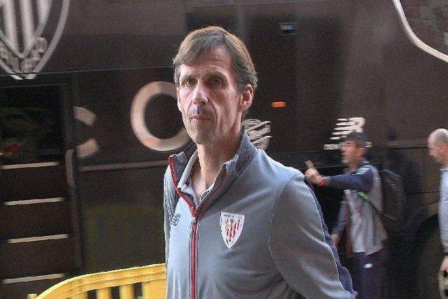José Ángel Ziganda, entrenador del Athletic