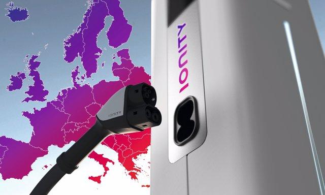 Ionity, 'joint venture' creada por Daimler, Ford y los grupos BMW y Volkswagen
