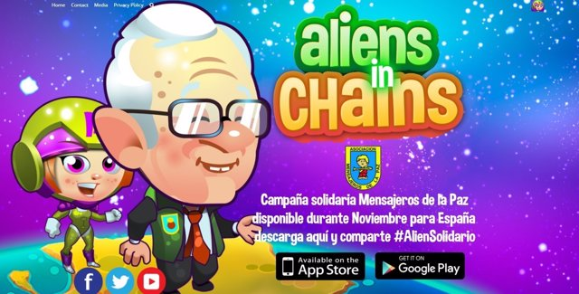 Resultado de imagen de aliens in change padre angel