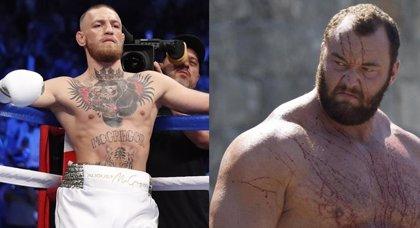 """La Montaña de Juego de Tronos habla de su combate con Conor McGregor: """"Podría haberle aplastado"""""""