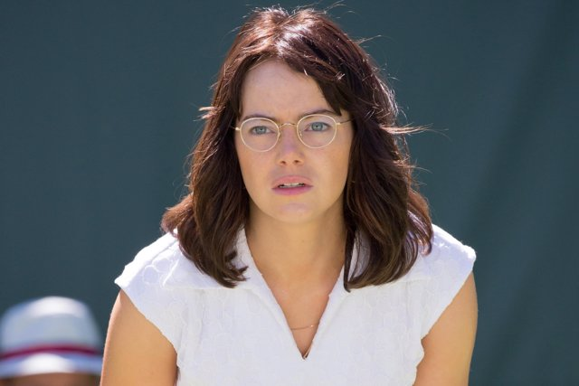 Emma Stone como Billie jean King
