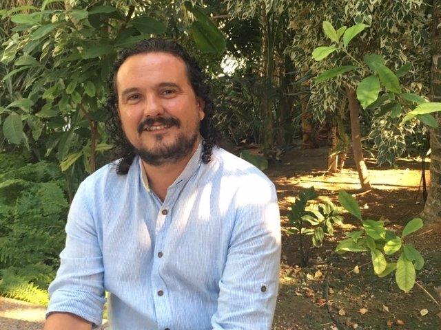 Fernando Macías, coordinador de IU en Cádiz