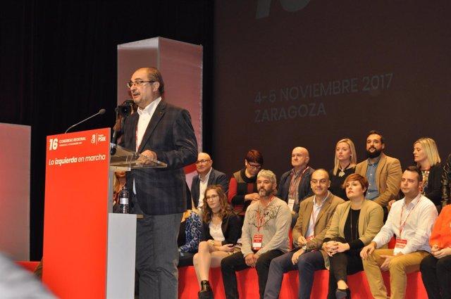 Javier Lambán y la nueva Ejecutiva