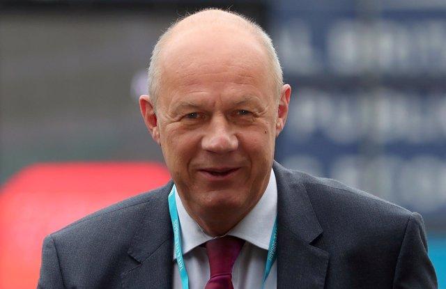 Damian Green, primer secretario de Estado británico