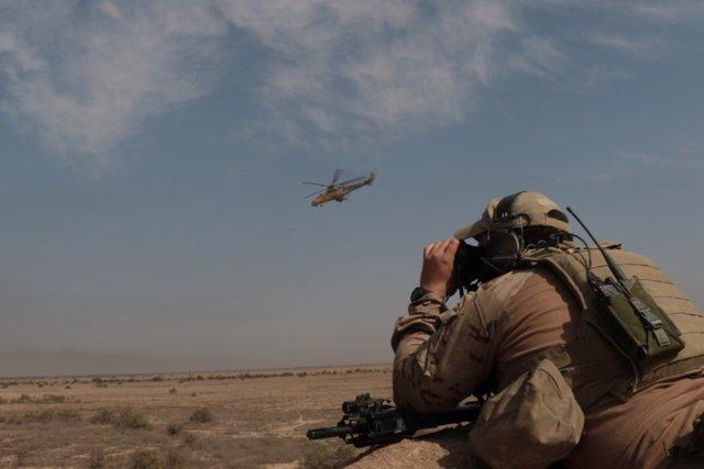 Fuerzas Armadas, Defensa, Irak