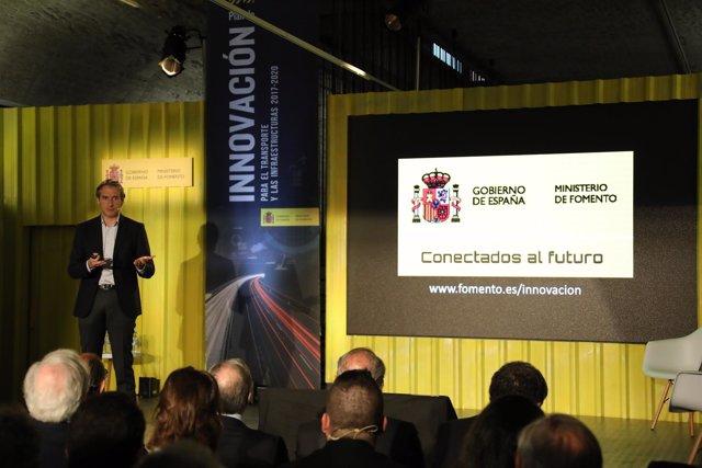 El Ministro De Fomento Presenta El Plan De Innovación Para El Transporte Y Las I