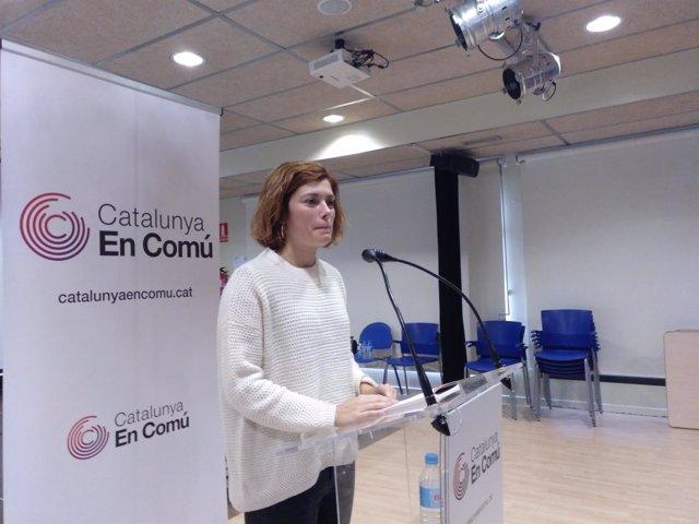 Elisenda Alamany, CatComú