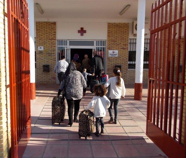 Nota Prensa Cruz Roja (Sobre Refugiados)