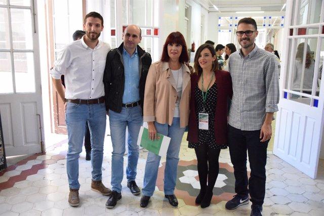 Psoe De Andalucía: Audios Y Fotos Micaela Navarro