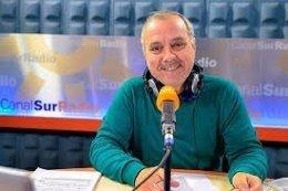 El periodista Tom Martín Benítez