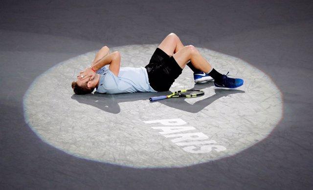 Jack Sock Masters 1.000 París