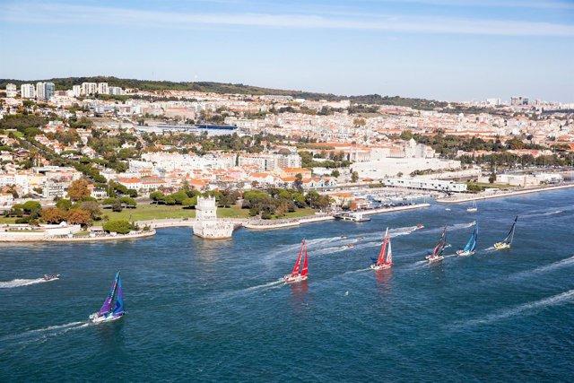 Volvo Ocean Race Lisboa segunda etapa